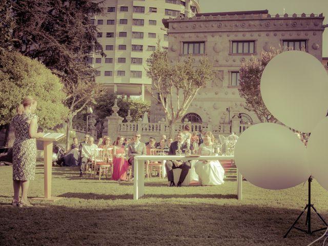 La boda de Manuel y Paula en Vigo, Pontevedra 15