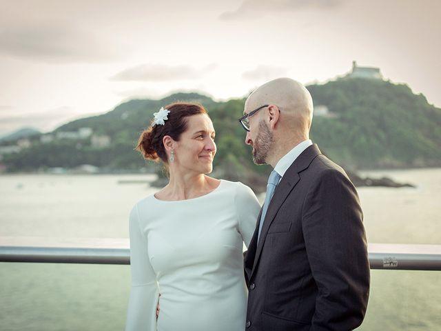 La boda de Imanol y Rosa en Donostia-San Sebastián, Guipúzcoa 3