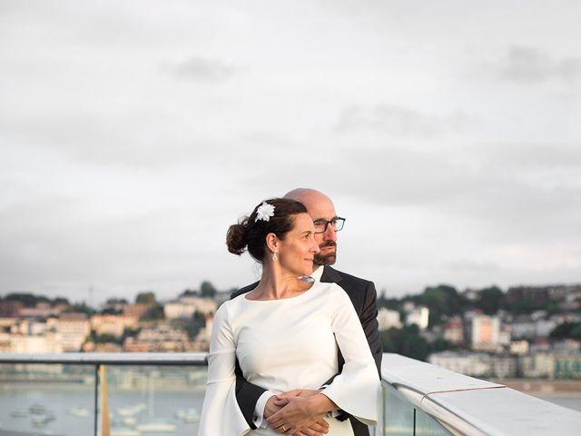 La boda de Imanol y Rosa en Donostia-San Sebastián, Guipúzcoa 4