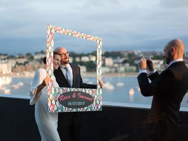 La boda de Imanol y Rosa en Donostia-San Sebastián, Guipúzcoa 9