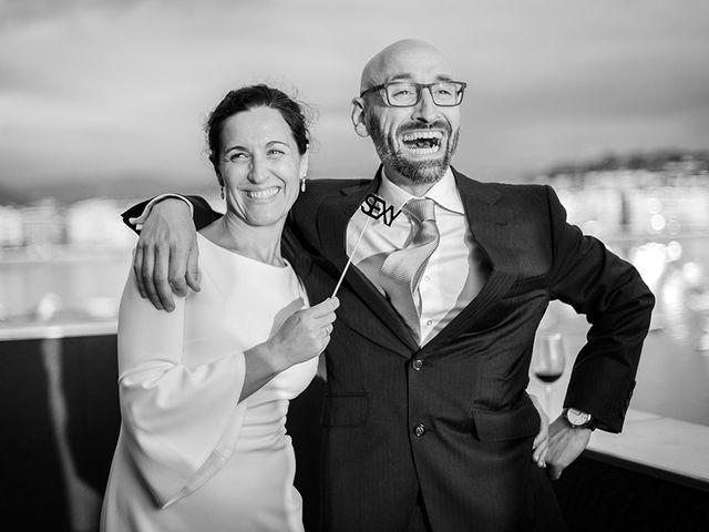 La boda de Imanol y Rosa en Donostia-San Sebastián, Guipúzcoa 14
