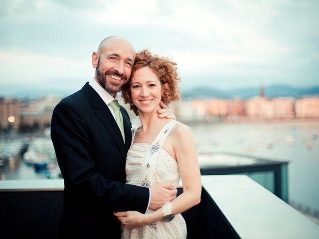 La boda de Imanol y Rosa en Donostia-San Sebastián, Guipúzcoa 16