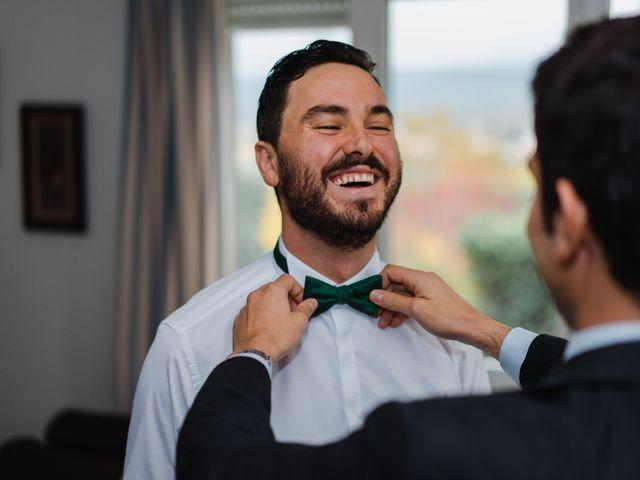 La boda de Quique y Sara en Collado Villalba, Madrid 9