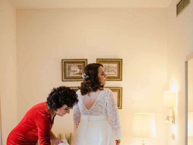 La boda de Quique y Sara en Collado Villalba, Madrid 30