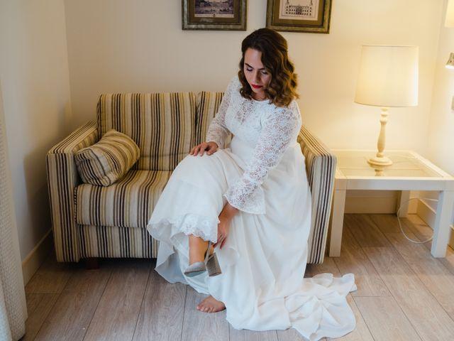 La boda de Quique y Sara en Collado Villalba, Madrid 35