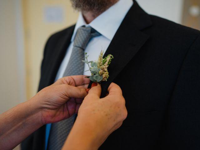 La boda de Quique y Sara en Collado Villalba, Madrid 41