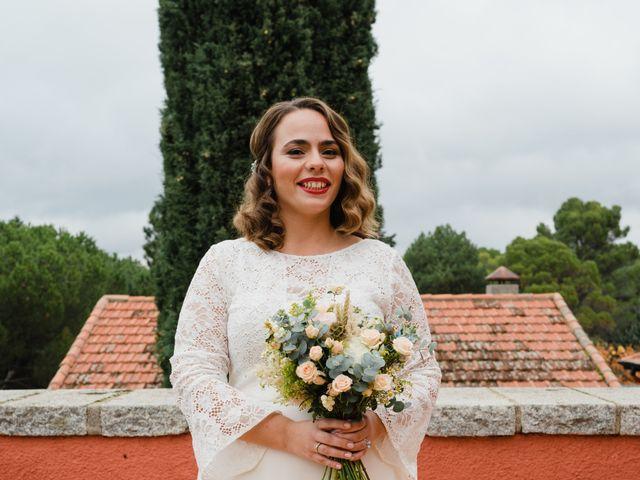 La boda de Quique y Sara en Collado Villalba, Madrid 46