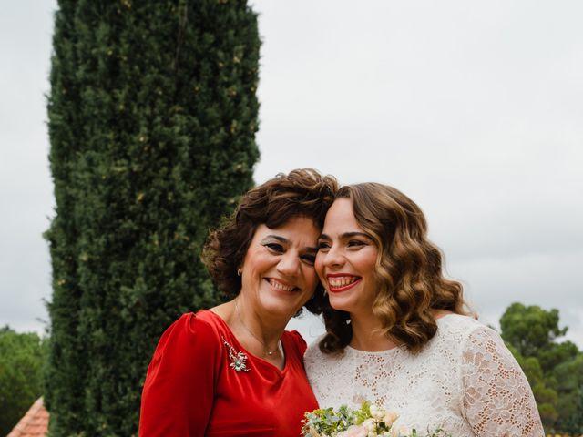 La boda de Quique y Sara en Collado Villalba, Madrid 48
