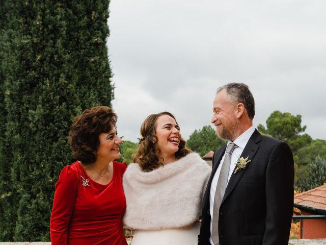 La boda de Quique y Sara en Collado Villalba, Madrid 49