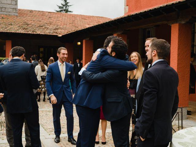 La boda de Quique y Sara en Collado Villalba, Madrid 52