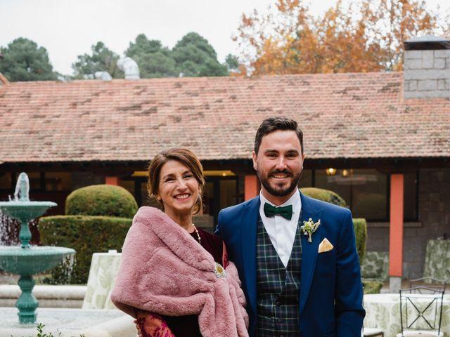 La boda de Quique y Sara en Collado Villalba, Madrid 53
