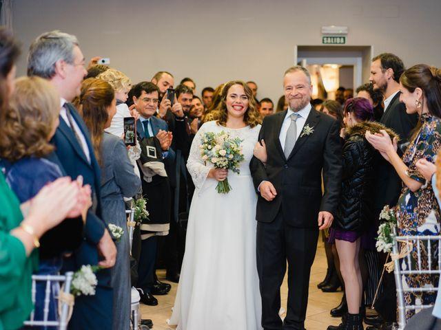 La boda de Quique y Sara en Collado Villalba, Madrid 54