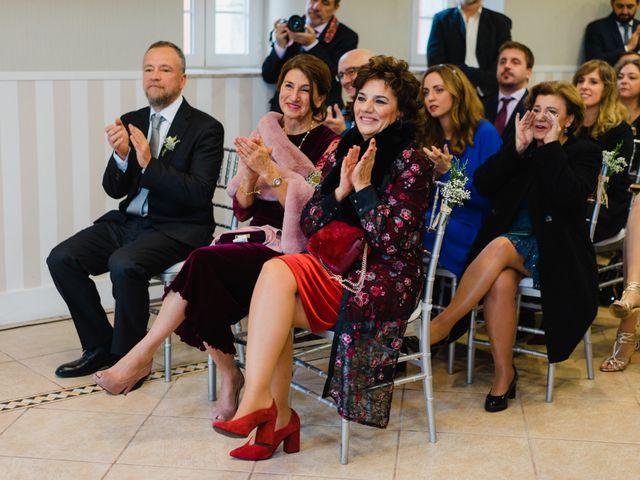 La boda de Quique y Sara en Collado Villalba, Madrid 58