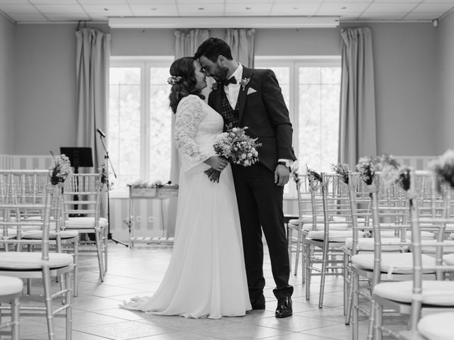 La boda de Quique y Sara en Collado Villalba, Madrid 61