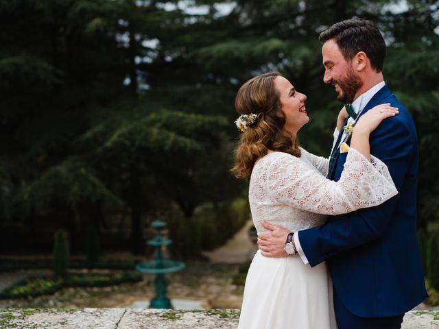 La boda de Quique y Sara en Collado Villalba, Madrid 65