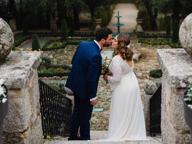 La boda de Quique y Sara en Collado Villalba, Madrid 68