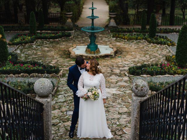 La boda de Quique y Sara en Collado Villalba, Madrid 69