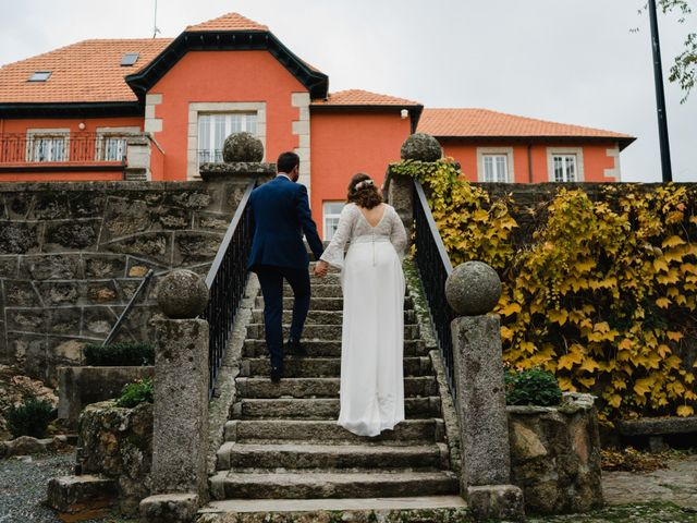 La boda de Quique y Sara en Collado Villalba, Madrid 70