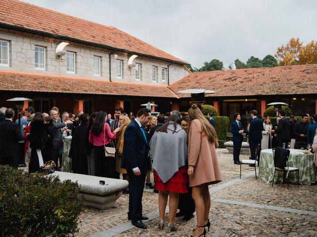La boda de Quique y Sara en Collado Villalba, Madrid 71