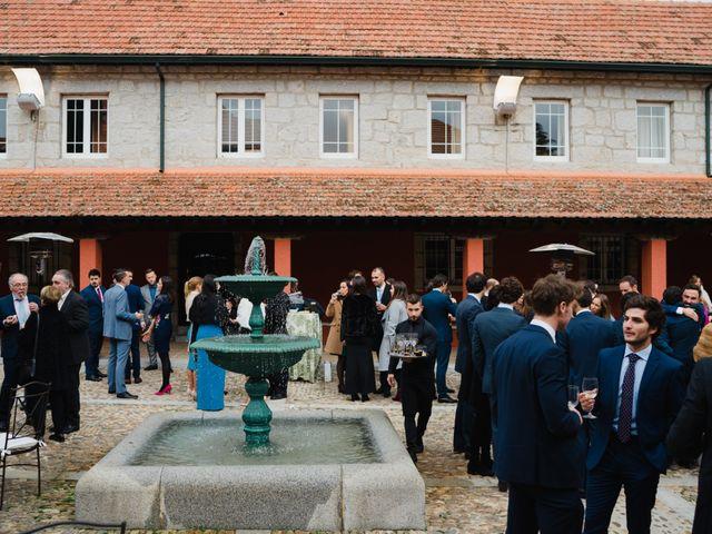 La boda de Quique y Sara en Collado Villalba, Madrid 76