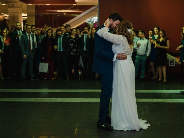 La boda de Quique y Sara en Collado Villalba, Madrid 81