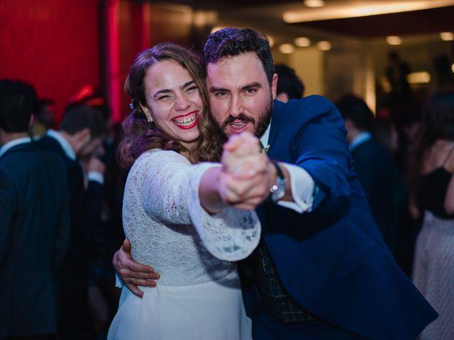 La boda de Quique y Sara en Collado Villalba, Madrid 82