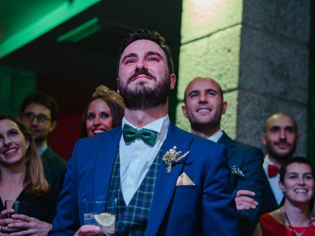 La boda de Quique y Sara en Collado Villalba, Madrid 83
