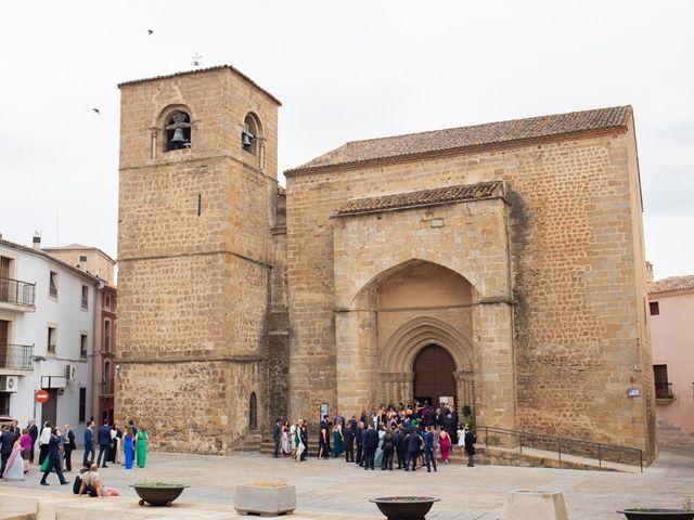 La boda de José María y Rocio en Plasencia, Cáceres 16