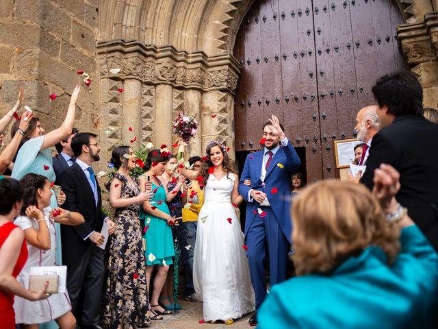 La boda de José María y Rocio en Plasencia, Cáceres 21