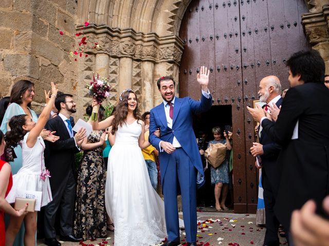 La boda de Rocio y José María