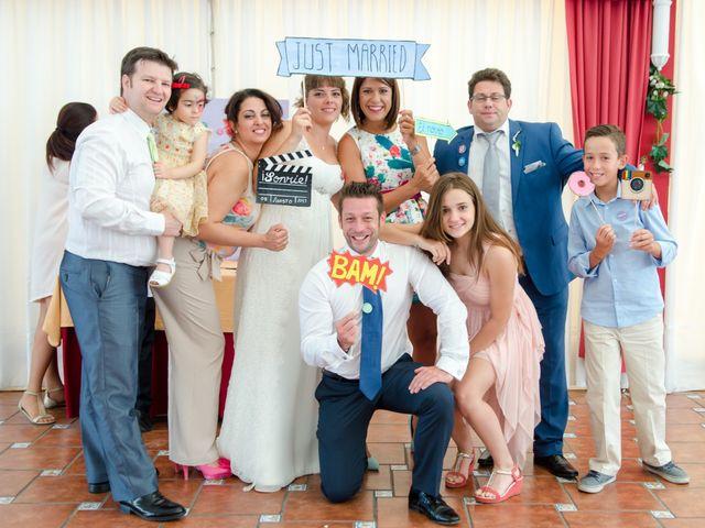 La boda de Alberto y Sheila en Talavera De La Reina, Toledo 28