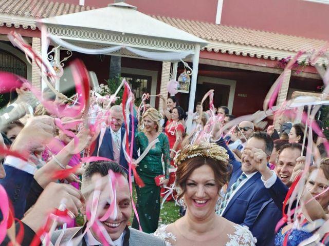 La boda de Juan y Yolanda en Guillena, Sevilla 1
