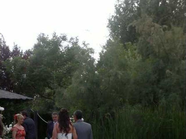 La boda de Amparo y Juan Pablo   en Recas, Toledo 2