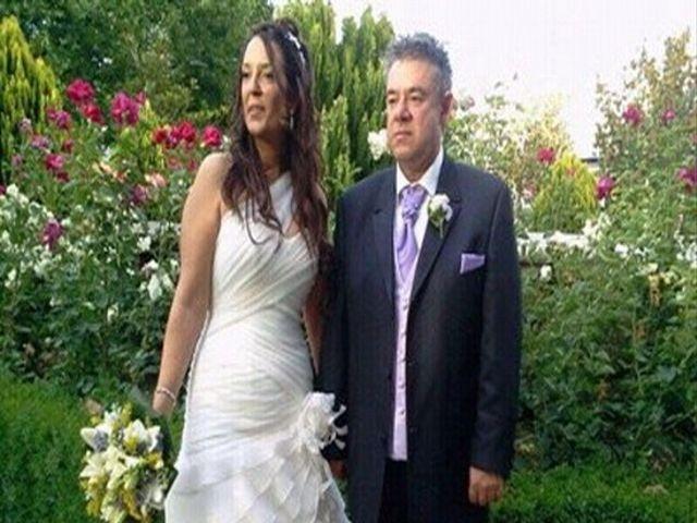 La boda de Amparo y Juan Pablo   en Recas, Toledo 3