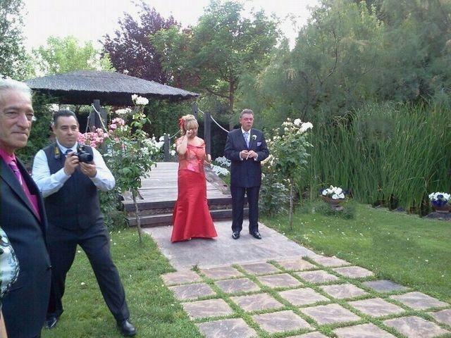 La boda de Amparo y Juan Pablo   en Recas, Toledo 4