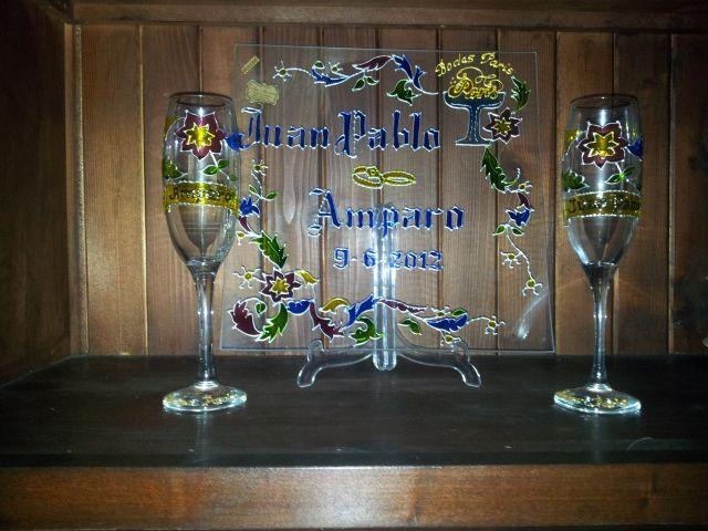 La boda de Amparo y Juan Pablo   en Recas, Toledo 6