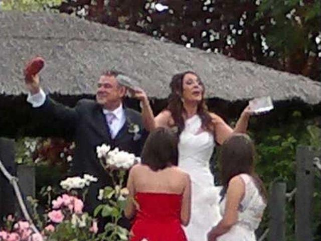 La boda de Amparo y Juan Pablo   en Recas, Toledo 7