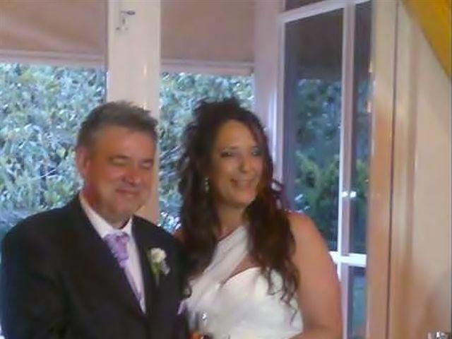 La boda de Amparo y Juan Pablo   en Recas, Toledo 8
