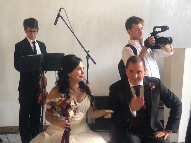 La boda de Alida y Luis