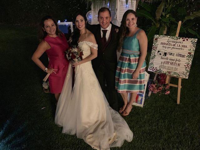 La boda de Luis y Alida en Cubas De La Sagra, Madrid 15