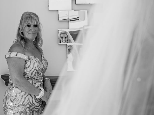 La boda de Phil y Kelly en La Manga Del Mar Menor, Murcia 2