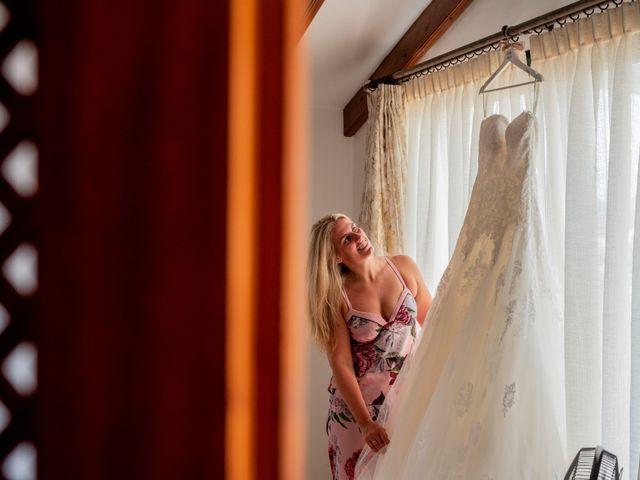 La boda de Phil y Kelly en La Manga Del Mar Menor, Murcia 14