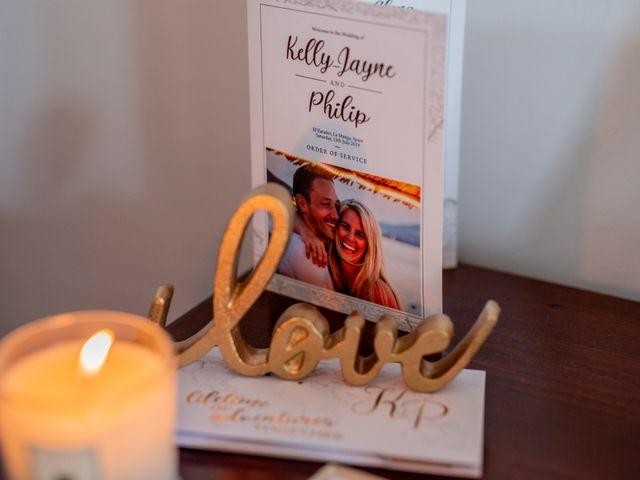 La boda de Phil y Kelly en La Manga Del Mar Menor, Murcia 16