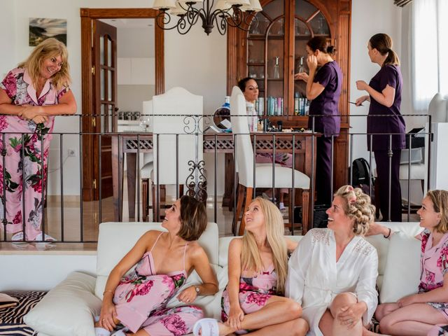 La boda de Phil y Kelly en La Manga Del Mar Menor, Murcia 21