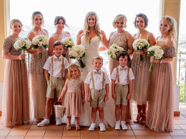 La boda de Phil y Kelly en La Manga Del Mar Menor, Murcia 34