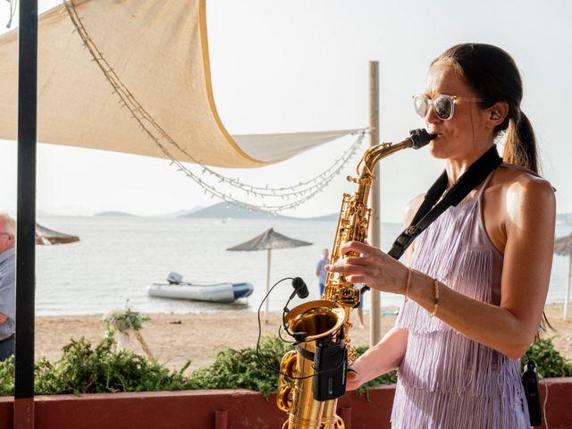 La boda de Phil y Kelly en La Manga Del Mar Menor, Murcia 62