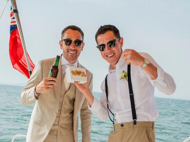La boda de Phil y Kelly en La Manga Del Mar Menor, Murcia 64