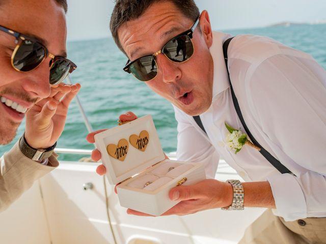 La boda de Phil y Kelly en La Manga Del Mar Menor, Murcia 65