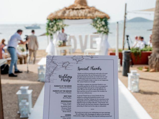 La boda de Phil y Kelly en La Manga Del Mar Menor, Murcia 68