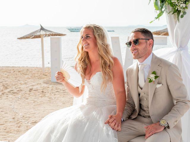 La boda de Phil y Kelly en La Manga Del Mar Menor, Murcia 72